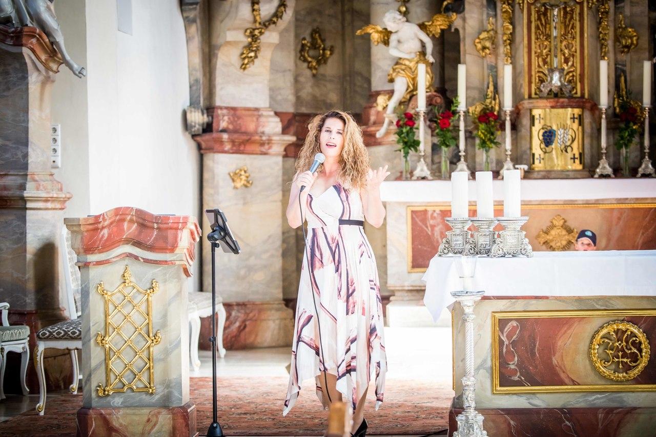 Kirche Hochzeit kirchliche Trauung