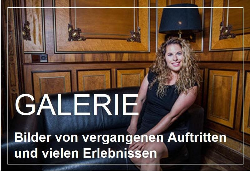 Bildergalerie der ssängerin/ Hochzeitssängerin